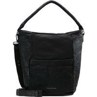 FREDsBRUDER COSMOPOLITAN Handväska black