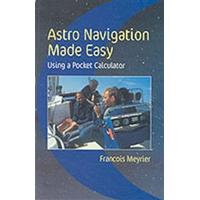 Astro navigation made easy - using a pocket calculator (Pocket, 2003)
