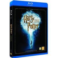 Harry Potter 1-7B boks Blu-ray