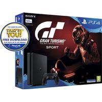 Sony PlayStation 4 Slim 500GB - Gran Turismo Sport