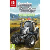 Farming Simulator - Switch Edition