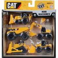 CAT Arbetsfordon Mini 5-pack