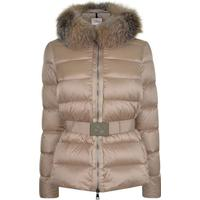 MONCLER Tatie Padded Jacket Pearl