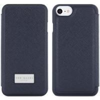 Ted Baker - Folio Case (iPhone 8/7/6/6S) - Svart
