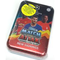 Mega Tin 2017-18 Topps Match Attax Champions League - New Signings (Nordic Edition)