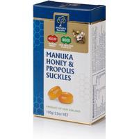 Manuka Health Manuka (MGO 400+), sugtabletter med propolis, 100g