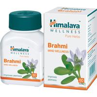 Himalaya Brahmi/Bacopa Monnieri, 60kps