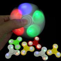 Lys til Fidget Spinner