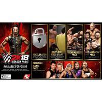 WWE 2K18: Season Pass