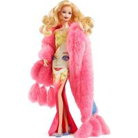 Mattel Barbie Andy Warhol DWF57