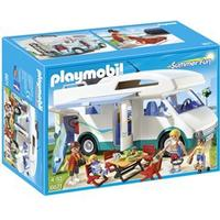 Playmobil Summer Fun 6671, Familehusvagn