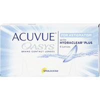 Johnson&Johnson ACUVUE OASYS for Astigmatism - 6/box