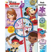 Disney Junior Pysselbok Målarbok