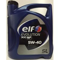 Elf Motor Oil Evolution 900 NF 5W-40