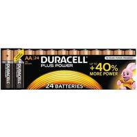 Duracell Plus Power AA 24-pack