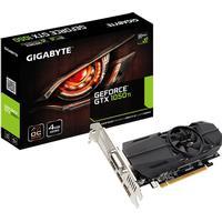 Gigabyte GeForce GTX 1050 Ti OC Low (GV-N105TOC-4GL)