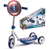 Avengers Løbehjul m 3 hjul, 1 på lager
