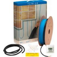 T2Blå-10, värmekabel för klinkergolv, för avjämningsmassa