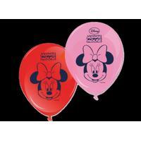 Disney Ballons Red, Pink