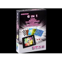 Classic Games 6-i-1 resespel