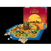 Settlers från Catan - grundspelet