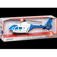 Carville Rescue Helicopter, WHITE POLICE HELICOPTER