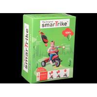 SMART TRIKE Breeze GL -kolmipyörä, punamusta