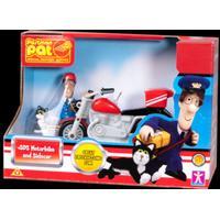 Postman Pat POSTMAND PER motorcykel