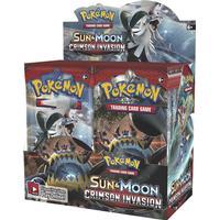 Pokémon, SM Crimson Invasion, Display / Booster Box