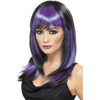 Smiffys Glamour Witch Wig