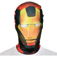 Morphsuit Iron Man Morph Mask