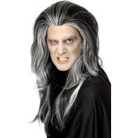 Smiffys Gothic Vampire Wig