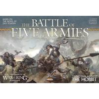 Ares The Battle of Five Armies (Engelska)