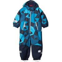 Reima Kiddo Snowy Winter Overall - Blue (520205B-6494)