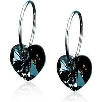 Blomdahl Skin-Friendly Medical Titanium Earrings w. Swarovski Crystals -  1.0cm (15 8bb0a25942670