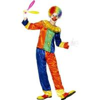 Clowndräkt - en glad Pajas