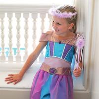 Arabisk prinsessklänning för barn - Ålder 3-5 år