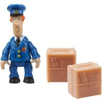 Postman Pat Postmand Per - Figur og Tilbehør - Per og Kasser