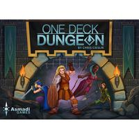 Asmadi One Deck Dungeon