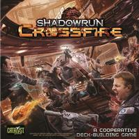 Catalyst Shadowrun: Crossfire (Engelska)