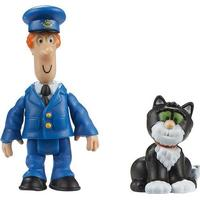 Character Postman Pat Figure & Accessory Pat & Jess
