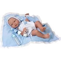 ASI Pablo with White Suit & Blanket 43cm