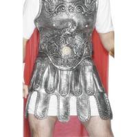 Smiffys Roman Armour Skirt Silver