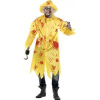 Smiffys Zombie Sou'wester Costume