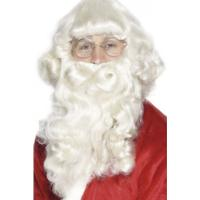 Smiffys Luxury Santa Beard White