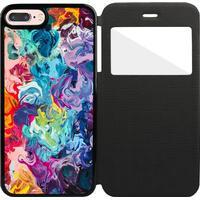 iSecrets Flip Case Wild Colors (iPhone 7 Plus)