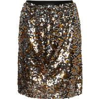 Vero Moda Mm/Vm Skirt Black/Black
