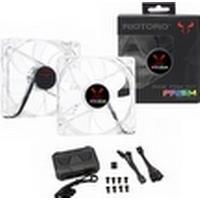 Riotoro FRGB256-168X, Datorväska, Cooling fan LED controller, 12 cm, 1500 RPM, 47 cfm, Customize