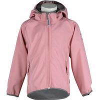 Mikk-Line Soft Shell Girl Jacket - Dusty Rose