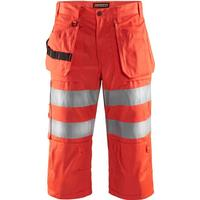 Blåkläder 1539 High Vis Pirate Shorts